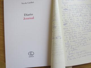 DIARIO – Il libro dipinto
